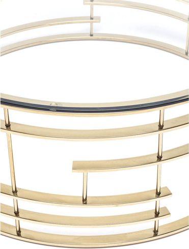 Kare Design Couchtisch Jupiter O100cm Designwohnen De